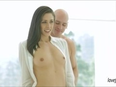 Tight bodied Anastasia Morna erotic fuck
