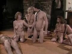 Ginger Lynn Allen, Tom Byron, Pamela Jennings in vintage xxx site