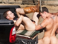 Ranch Hands featuring Billy Berlin, Jesse Santana