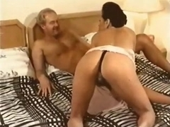 Milf is being fucked hard by her hubby