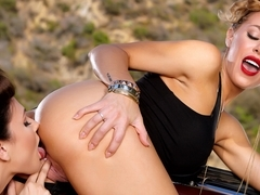 Ariana Marie in Bad Girls Havin' a Good Time Scene - WhenGirlsPlay