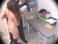 Horny Asian slut enjoys a fuck in spy cam hardcore sex video