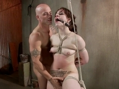 Amazing fetish, tattoos xxx clip with crazy pornstars Elizabeth Thorn and Derrick Pierce from Dungeonsex