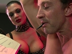Fabulous pornstar in Best Big Tits, Femdom porn movie