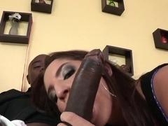 Horny pornstar Ash Hollywood in Fabulous College, Big Ass xxx movie