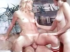 Best facial vintage scene with Jane Lindsay and Desiree West