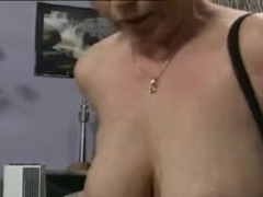 Breasty older sweethearts getting nailed naive