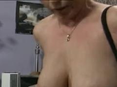 Breasty older sweethearts getting nailed naive