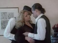 Full Italian porn film with lots of facials