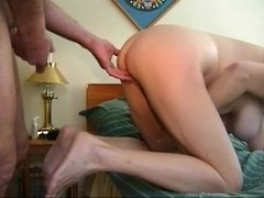 Grandma homemade sex