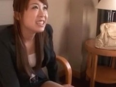 Horny Japanese chick Sae Aihara in Best Doggy Style, Cunnilingus JAV movie