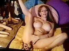 Homemade masterbation video in which I fuck a dildo