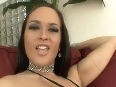 Best pornstar Carmella Bing in horny anal, facial xxx video