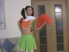 girl Cheerleader Pouned By Markus Tynai