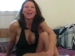 Anal Aged Sara 45 with Youthful Boy