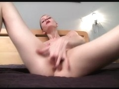 Such an erotic girl with huge mood for some hot action for her pussy