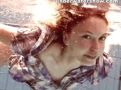 UnderwaterShow Video: Iva Brizgina