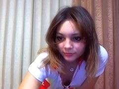 Cute gal from Russian Federation acquires exposed on webcam