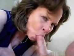 Amazing homemade blowjob, mature, wife adult movie