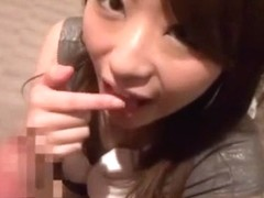 Fabulous Japanese slut Saki Hatsuki in Incredible Couple JAV movie