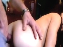 Hardcore anal banging for a cutie