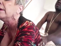 Granny wants a creampie