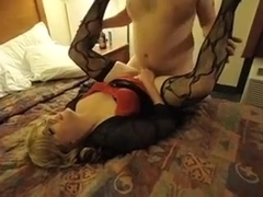 Crazy amateur shemale clip with Mature, Guy Fucks scenes