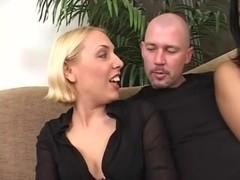 Sandie & Honney Bunny - Cum Swapping Sluts 2