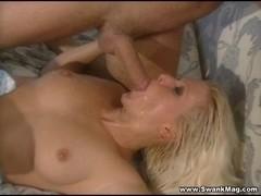 Swank Kathy Anderson anal gangbang