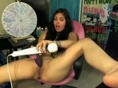 Kelli Masturbating On Livecam #09