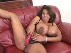 Vanessa Del Biggest Darksome Mangos