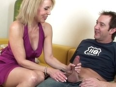 Erica Lauren Hot for Cougar