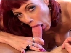Redhead mother I'd like to fuck in nylons and juvenile man. No anal.