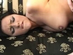 curly wet crack and anal fuck