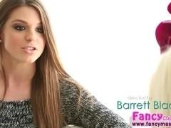 Ash makes massage video for her husband