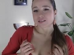 Throat fuck - Taissia