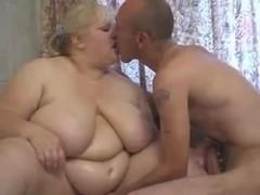 Bbw Girl Sucking During Shower