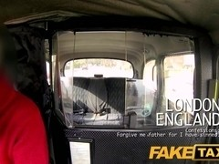 FakeTaxi: Concupiscent daddies beauty can't live without the ding-dong