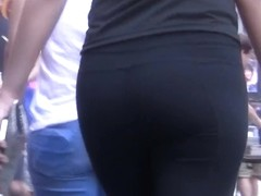 Nother' Nice Ass in Tights