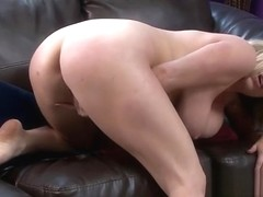 Comely buxomy mom Maggie Green Masturbate her juicy pussy