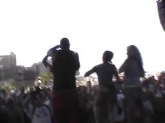 Spring Break Cell Phone Video