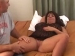 Desiree - First Black Gangbang