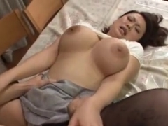 Nachi Kurosawa hot busty Japanese fuck