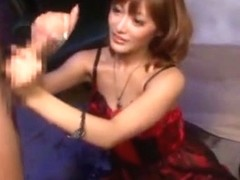 Amazing Japanese chick Kirara Asuka in Fabulous DP/Futa-ana, Lingerie JAV movie