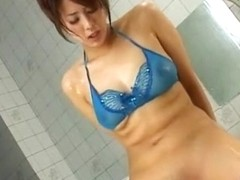 Best Japanese model Nana Saeki in Hottest JAV scene