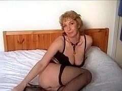 Amateur Masturbation Session