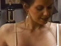 British mother I'd like to fuck Nici Stirling plays with herself