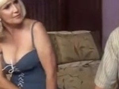 Crazy Big Tits, Mature sex clip