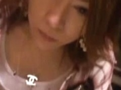 Cute Japaneese Gal Acquires Hard POV Drilled