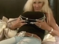 Best Couple, Blonde sex video